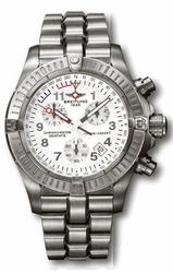 Breitling Aeromarine Chrono Avenger M1 Men 259 Watch