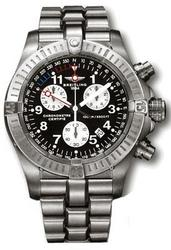 Breitling Aeromarine Chrono Avenger M1 Men 260 Watch