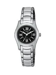 Citizen Eco-Drive 180 - Ladies Stainless - Black Face