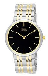 Citizen Eco-Drive Two-Tone Men's Watch