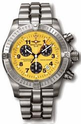 Breitling Aeromarine Chrono Avenger M1 Men 263 Watch