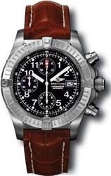 Breitling Aeromarine Chrono Avenger Mens 254 Watch