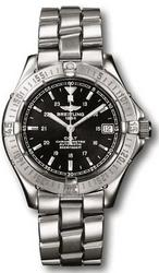 Breitling Aeromarine Colt Automatic Mens 296 Watch