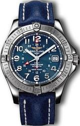 Breitling Aeromarine Colt GMT Mens 293 Watch
