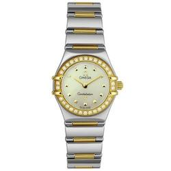 Omega Mini Constellation Womens Watch 1365.71