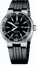 Oris TT1 Professional Divers Regulator 1000M 63375559454RS Watch