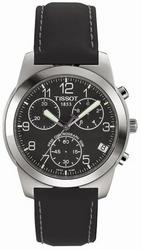 Tissot PR50 Chrono Black Mens Watch T34.1.428.52